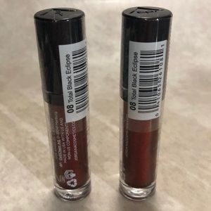 2 Jordana Black Pearl Metallic Matte Lip *1A